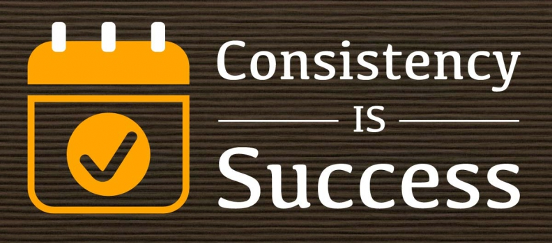 133: Replicating Success Through the Power of Consistency