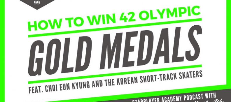 FC99: How to Win 42 Olympic Gold Medals Feat. Choi Eun Kyung and the Korean Short-Track Skaters