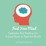 September Best Reading List in 2015